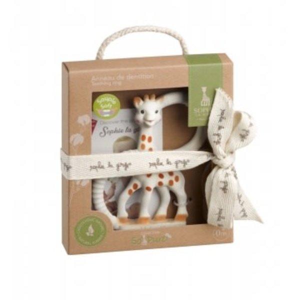 Sophie de giraf So'Pure bijtring, very soft