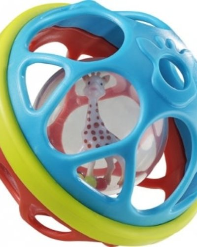 Sophie de Giraf Sophie de giraf rammel speelbal