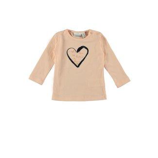 Bampidano Baby Girls T-shirt C'est Pink