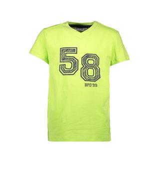 Bampidano Kids Boys T-shirt V-Neck 58 Groen