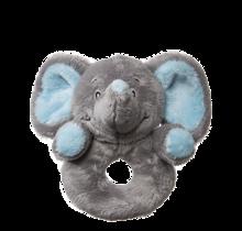 My teddy rammelaar olifant roze/blauw
