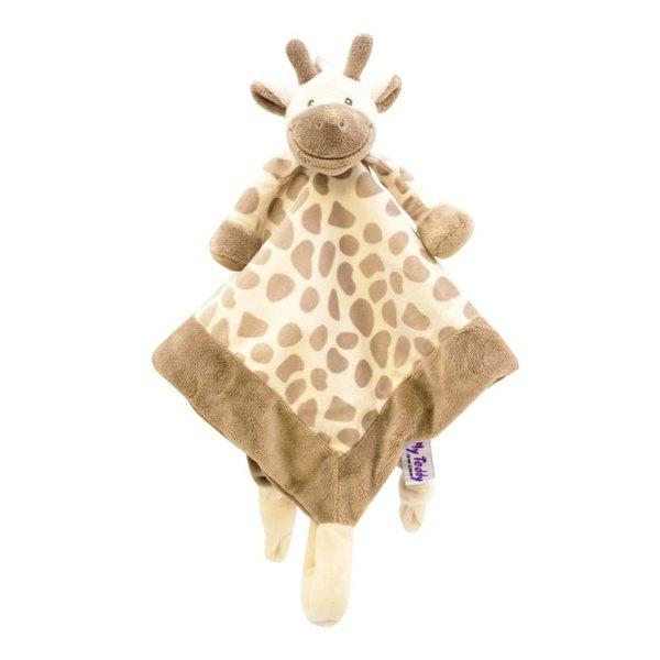 MY TEDDY KNUFFELDOEK giraf