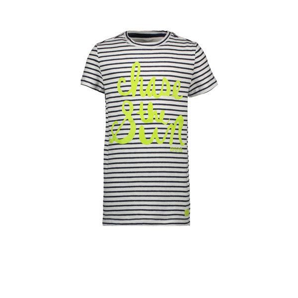 Kids Boys T-shirt Chase Stripe Navy