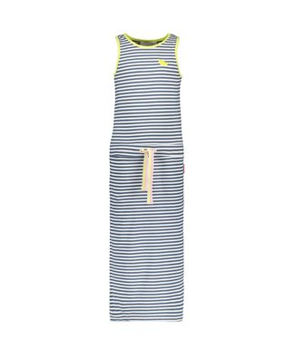 Bampidano Kids Girls Maxi Dress Stripe