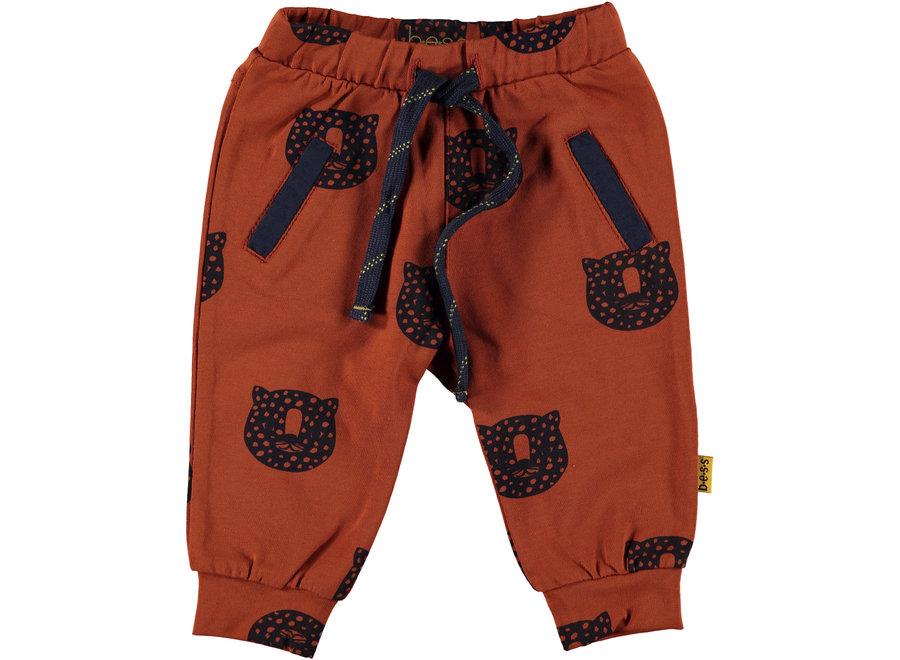 Pants tiger aop