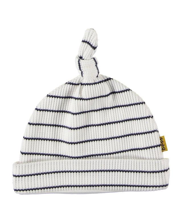 B.e.s.s Hat striped