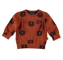 Sweater aop tiger