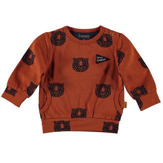B.e.s.s Sweater aop tiger