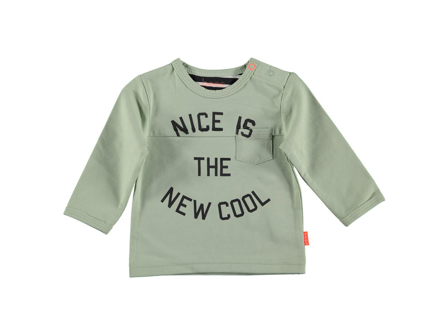 Shirt nice is the new cool