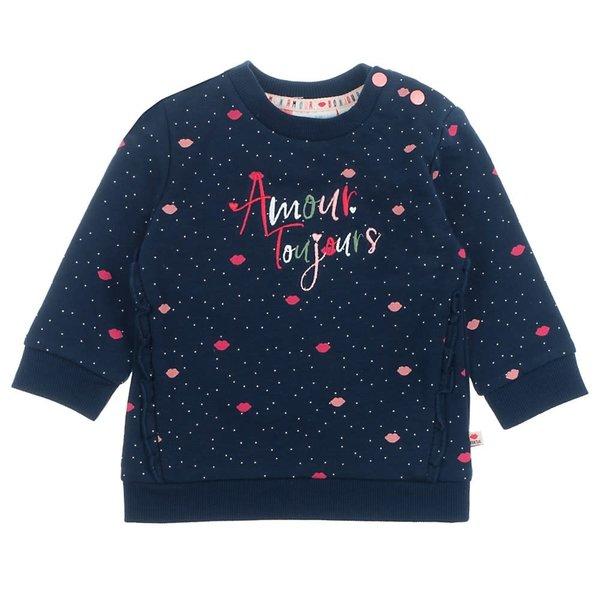 Sweater Amour Marine - Mon Petit