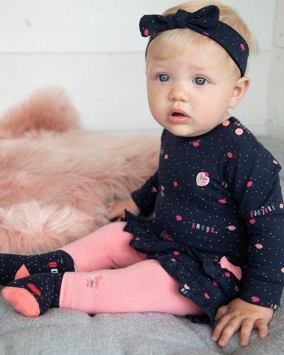 Feetje-baby Haarband Groen/Marine - Mon Petit