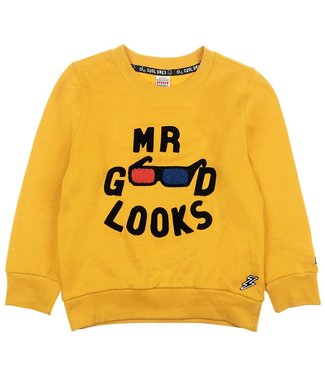 Sturdy Sweater Mr. good looks - Popcorn power