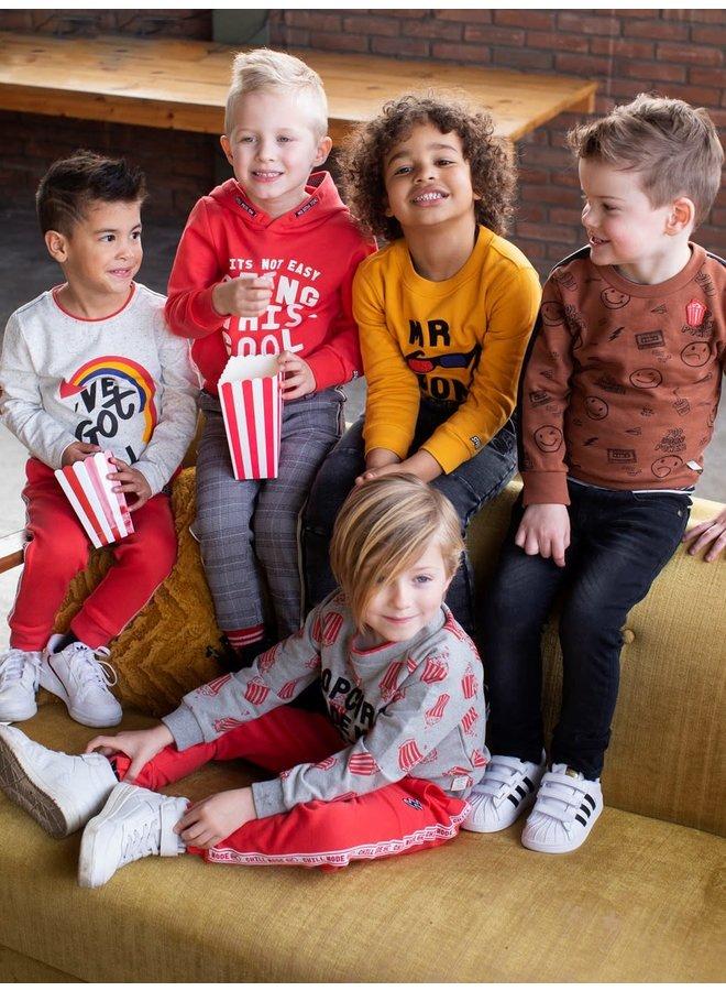 Sweater popcorn - Popcorn power