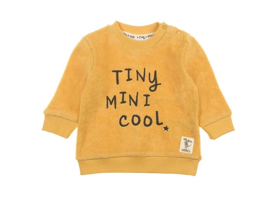 Sweater Tiny Geel - Dino