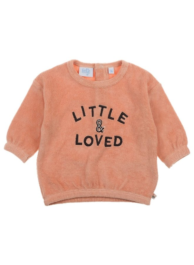 Sweater Roze - Little and Loved