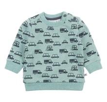 Sweater Mint - Cars