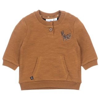 Feetje-baby Sweater Camel - Hi There