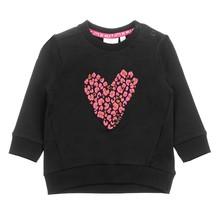 Sweater Zwart - Animal Attitude