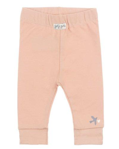 Feetje-baby Legging Roze - Little and Loved