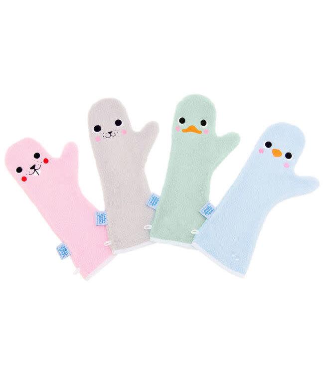 Inventief 4 kids baby shower glove