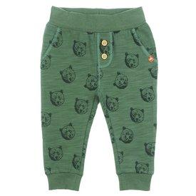 Feetje-baby Broek AOP Army - Bear Hugs