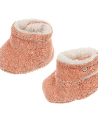 Feetje-baby Slofje Roze - Little and Loved