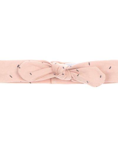 Feetje-baby Haarbandje roze - Little and Loved