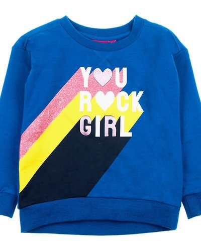 Jubel Sweater You Rock Kobalt - Pret-A-Party