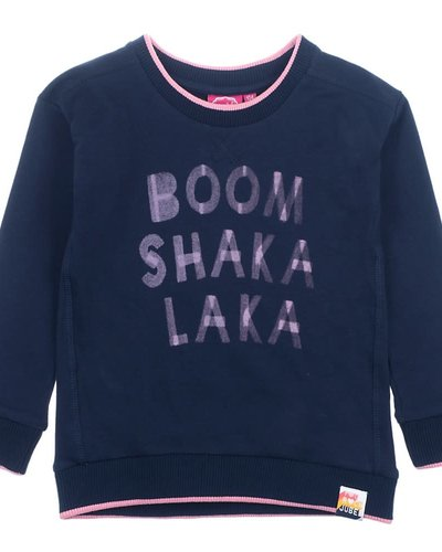 Jubel Sweater Boom Marine - Pret-A-Party