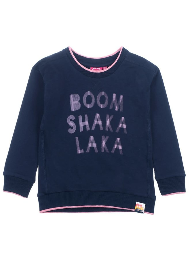 Sweater Boom Marine - Pret-A-Party