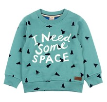 Sweater I Need Jade Groen - Spacelab