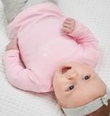 Feetje-baby Longsleeve Hello Sunshine Roze - Giraffe