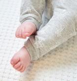 Feetje-baby Broek AOP Grijs - Giraffe