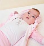 Feetje-baby Broek Roze - Giraffe
