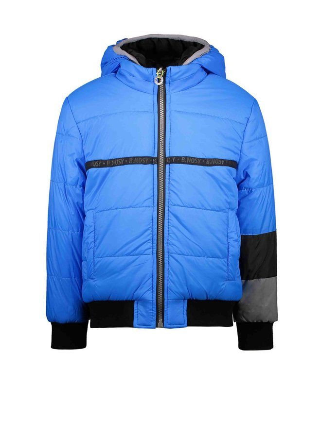 Boys reversible with small stroke stitching