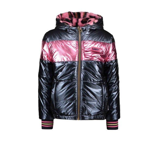 B.nosy Girls reversible jacket blue