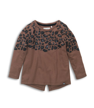 Koko Noko Shirt bruin tijger