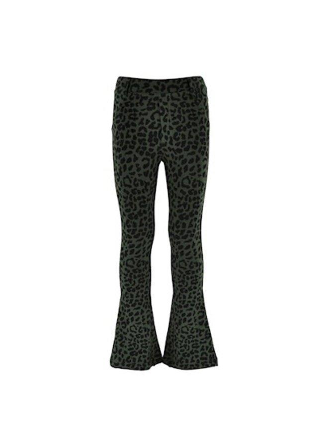 Flair pijp Anja Leopard