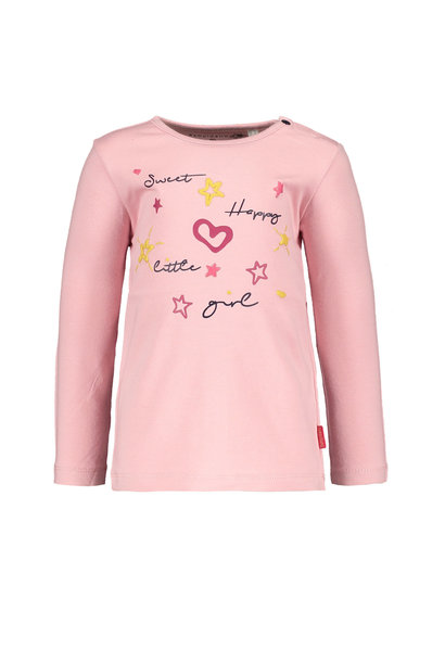 "Shirt Brigit roze "" Sweet """
