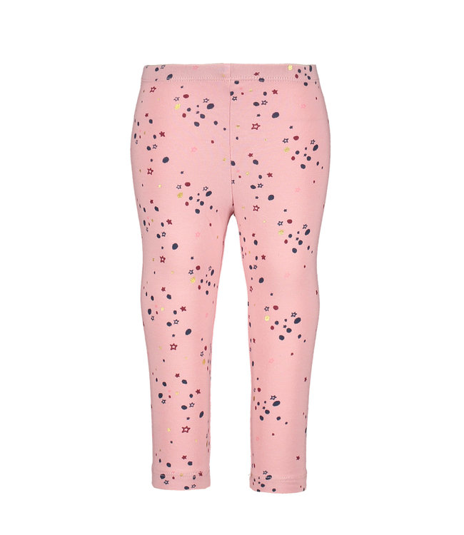 Bampidano Legging light pink aop