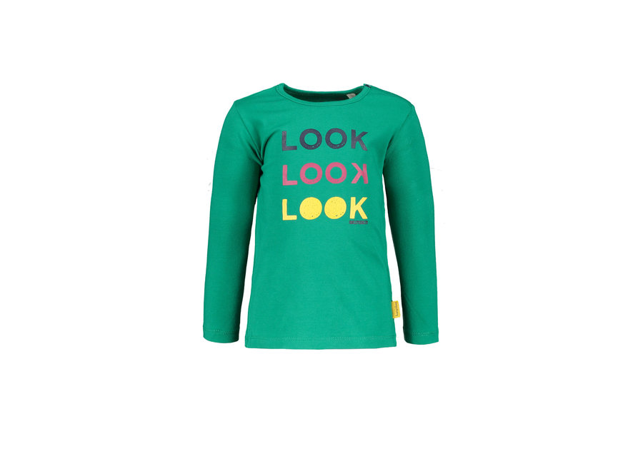 """Shirt Bart green """" space """""""