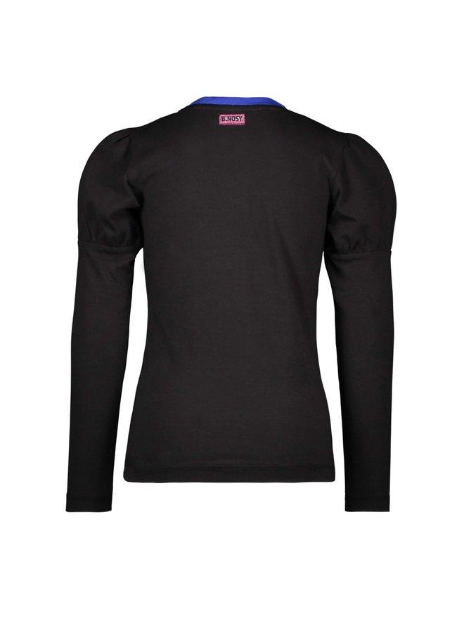 Shirt artwork zwart B.smart