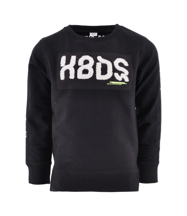 Kiddo Sweater Sjeff black