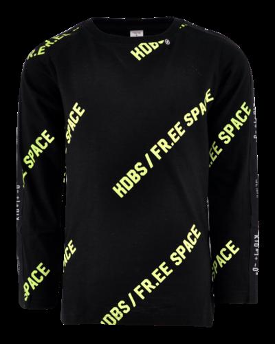 Kiddo Shirt Yoska black