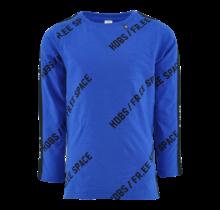 Shirt Yordi Cobalt