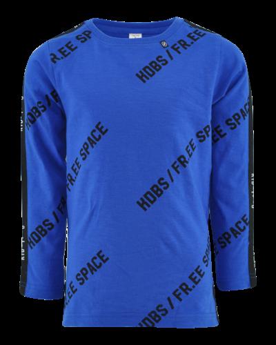 Kiddo Shirt Yordi Cobalt