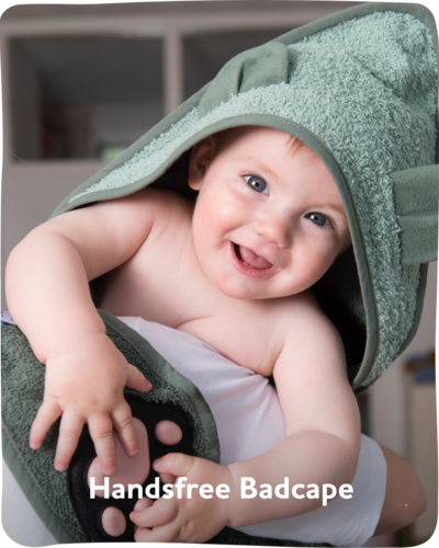 Inventief 4 kids Handsfree Badcape