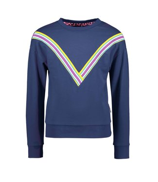 B.nosy Sweater Blauw Active