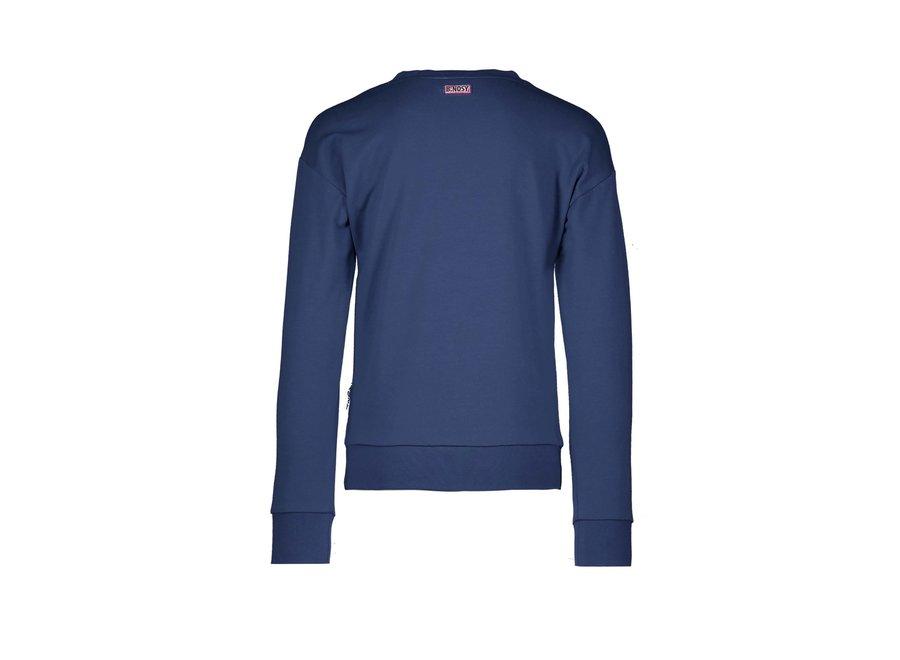 Sweater Blauw Active