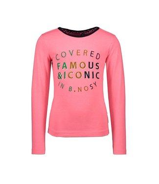 B.nosy Shirt Famous Pink